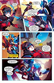 Transformers Windblade: The Last City