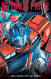 Transformers: Optimus Prime Vol. 2
