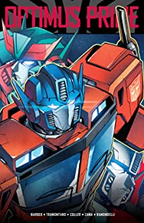 Transformers: Optimus Prime Vol. 2