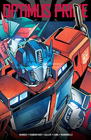 Transformers: Optimus Prime Tome 2