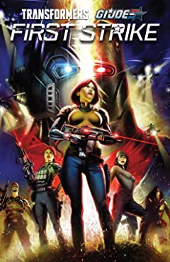 Transformers/G.I. Joe: First Strike