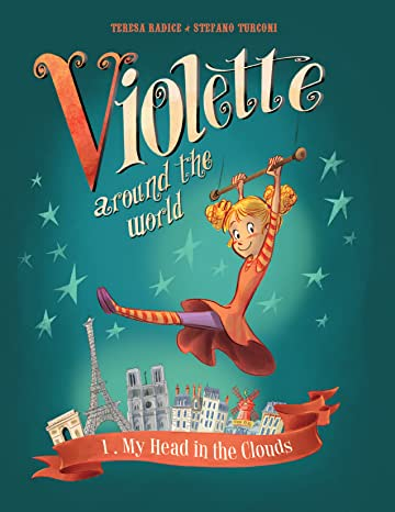 Violette Around the World Vol. 1: My Head In the Clouds!