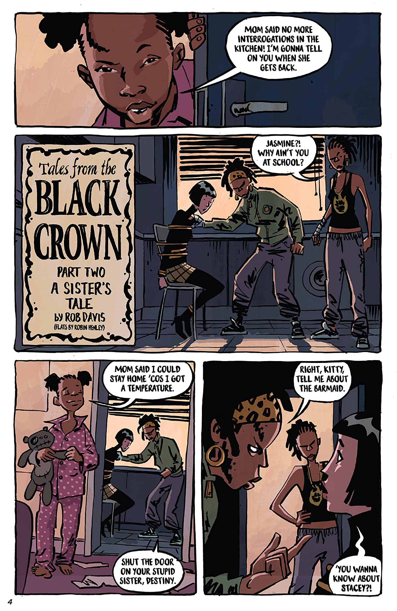 Black Crown Quarterly #2: Winter 2018