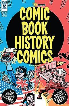Comic Book History of Comics: Comics For All #2