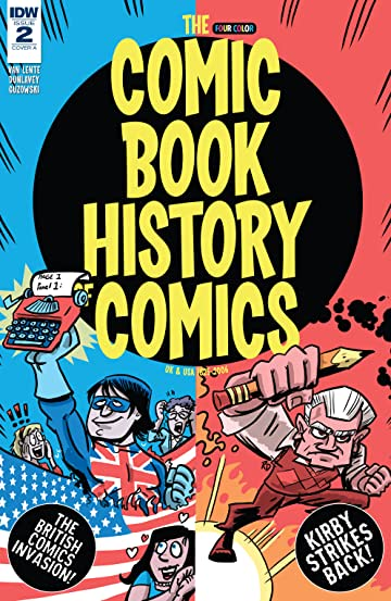 Comic Book History of Comics: Comics For All #2