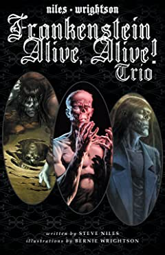 Frankenstein Alive, Alive Trio