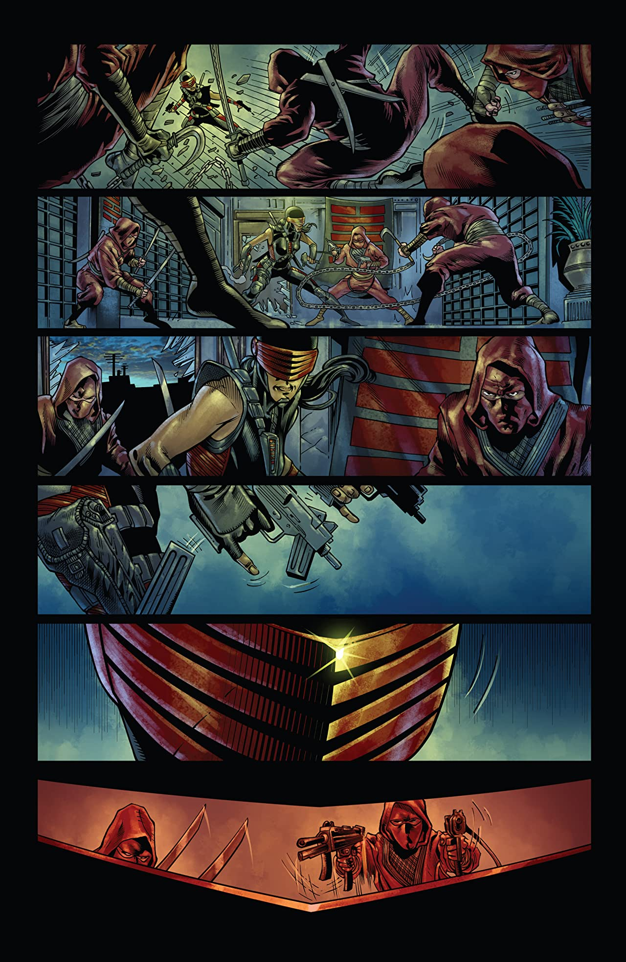 G.I. Joe: A Real American Hero #248