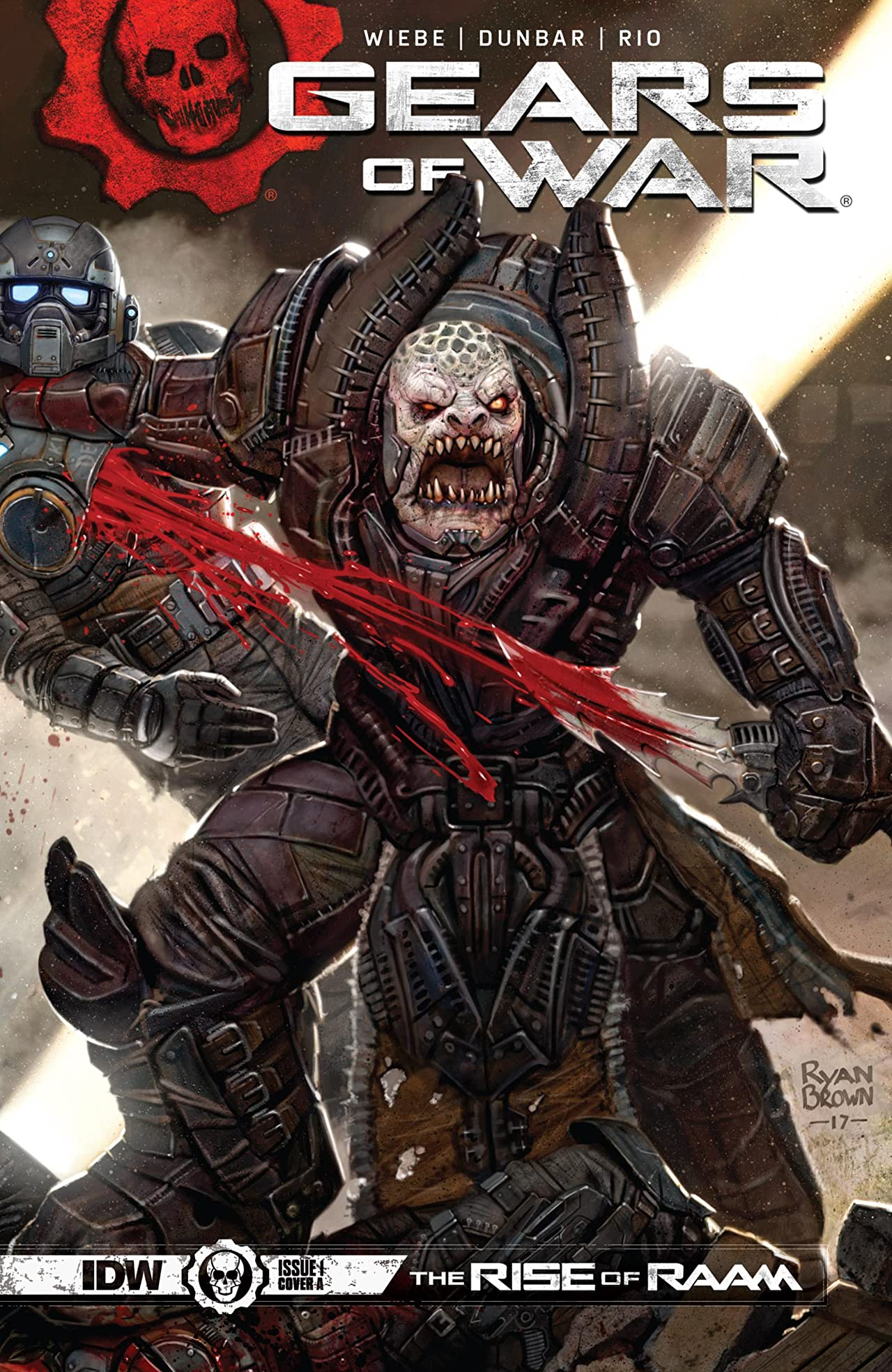 Gears of War: The Rise of RAAM #1