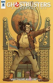 Ghostbusters: Answer the Call #4