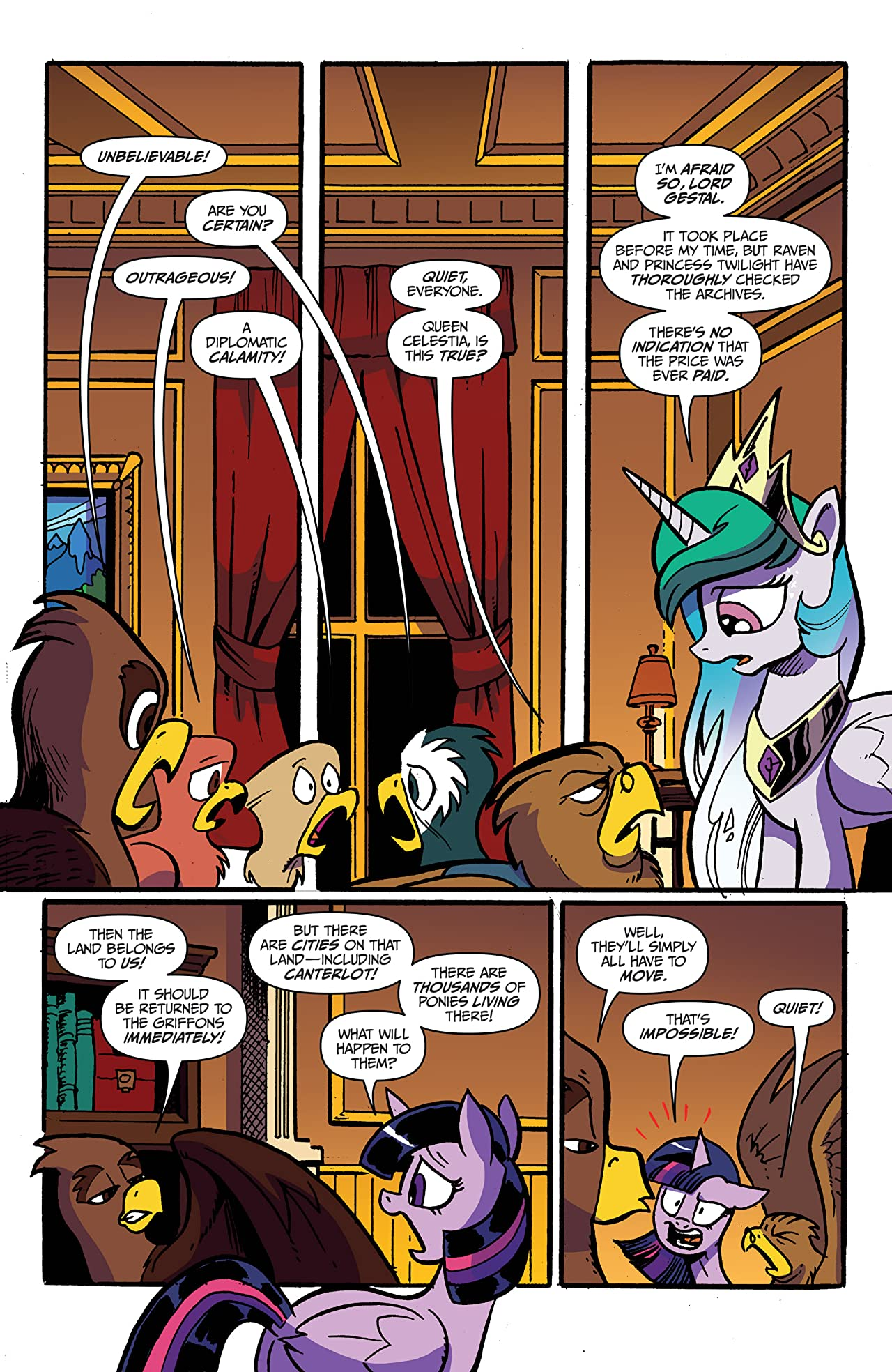 My Little Pony: Friendship is Magic #62