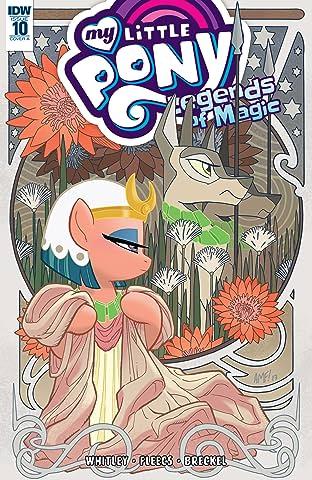 My Little Pony: Legends of Magic #10