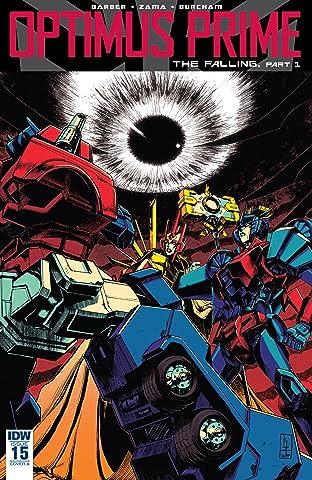 Optimus Prime #15