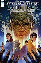 Star Trek: Boldly Go #16