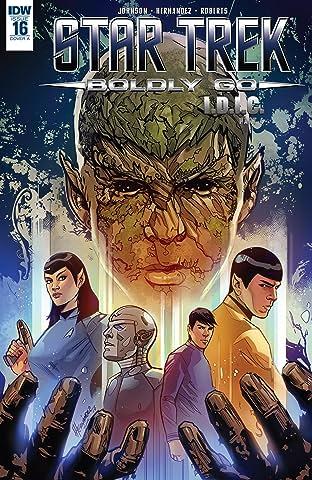 Star Trek: Boldly Go #16