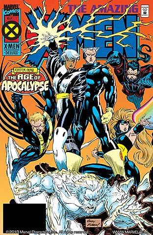 Amazing X-Men (1995) #1
