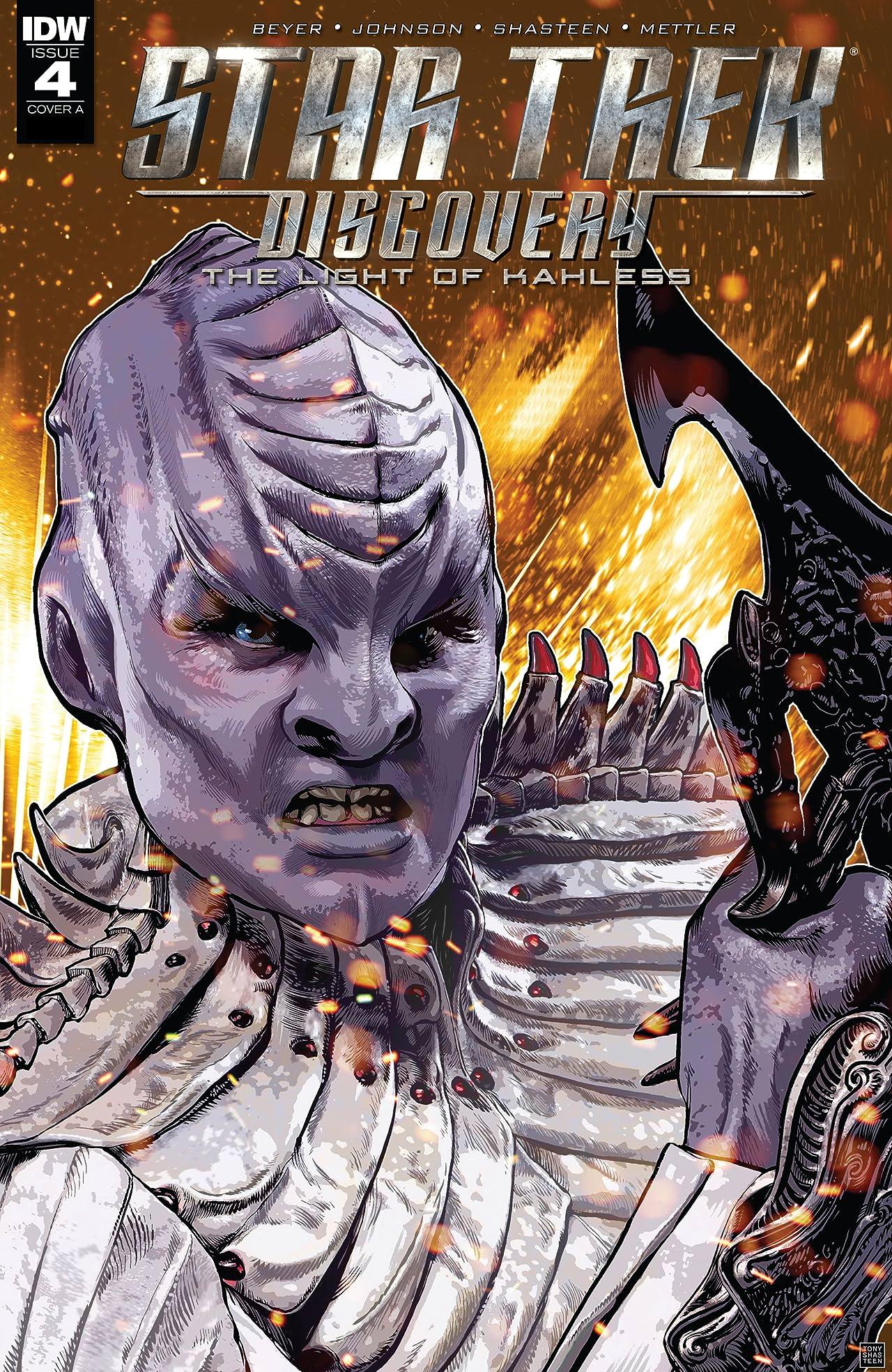 Star Trek: Discovery #4