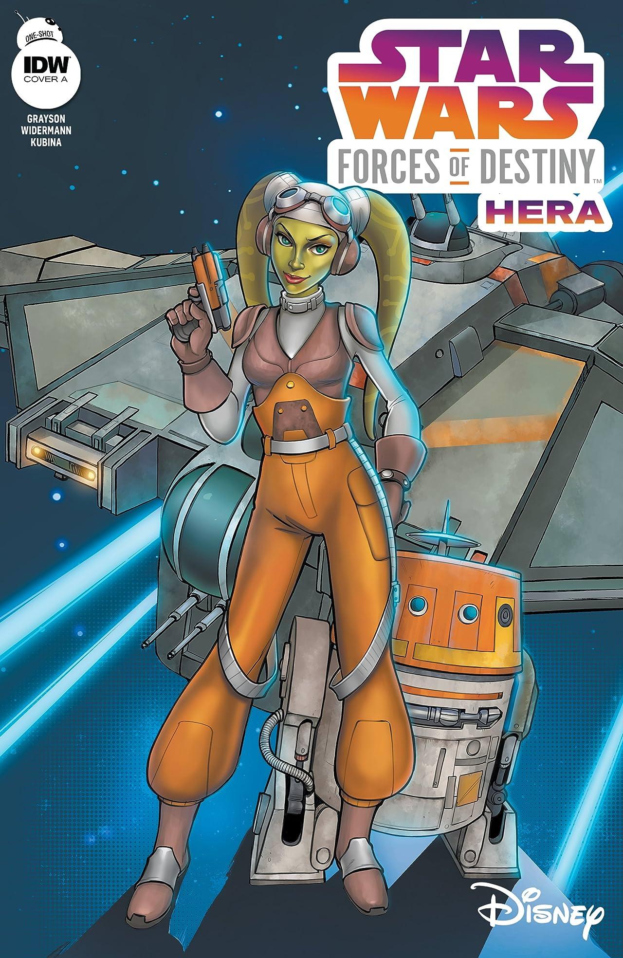 Star Wars Adventures: Forces of Destiny—Hera