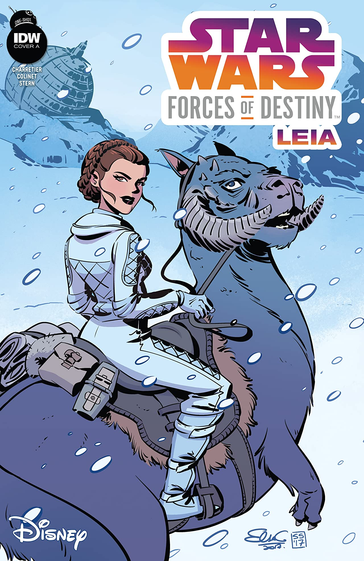 Star Wars Adventures: Forces of Destiny—Princess Leia