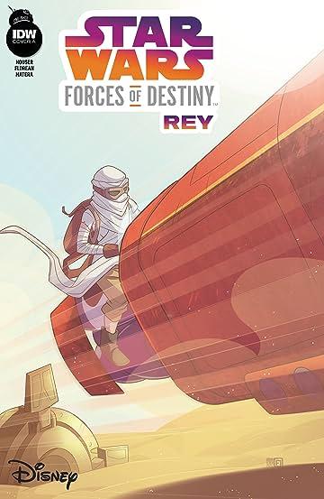 Star Wars Adventures: Forces of Destiny—Rey