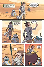 Star Wars Adventures: Forces of Destiny—Rey