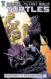 Teenage Mutant Ninja Turtles #78