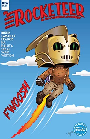 The Best of Rocketeer Adventures: Funko Edition