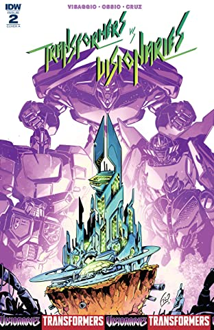 Transformers vs. The Visionaries No.2
