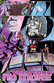 Transformers vs. The Visionaries #2