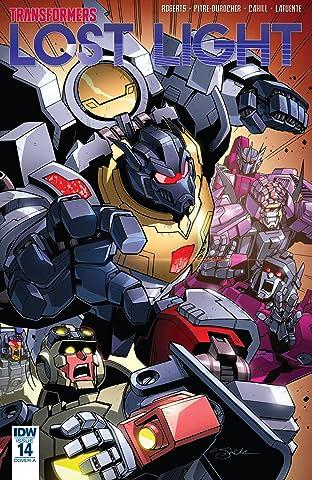 Transformers: Lost Light #14