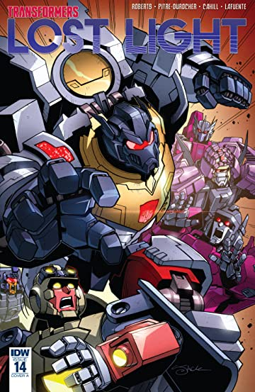 Transformers: Lost Light #14