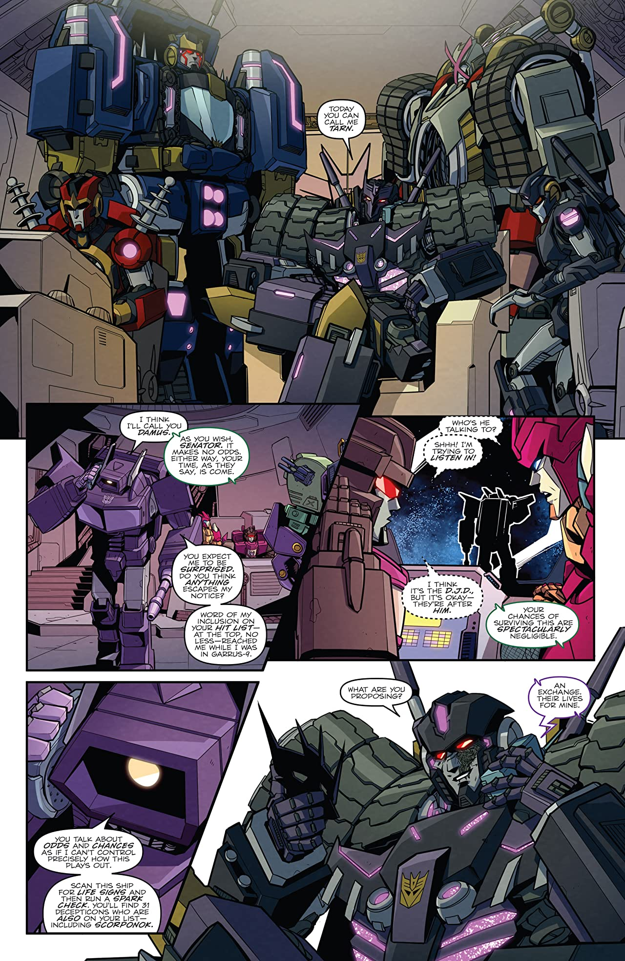 Transformers: Lost Light No.14