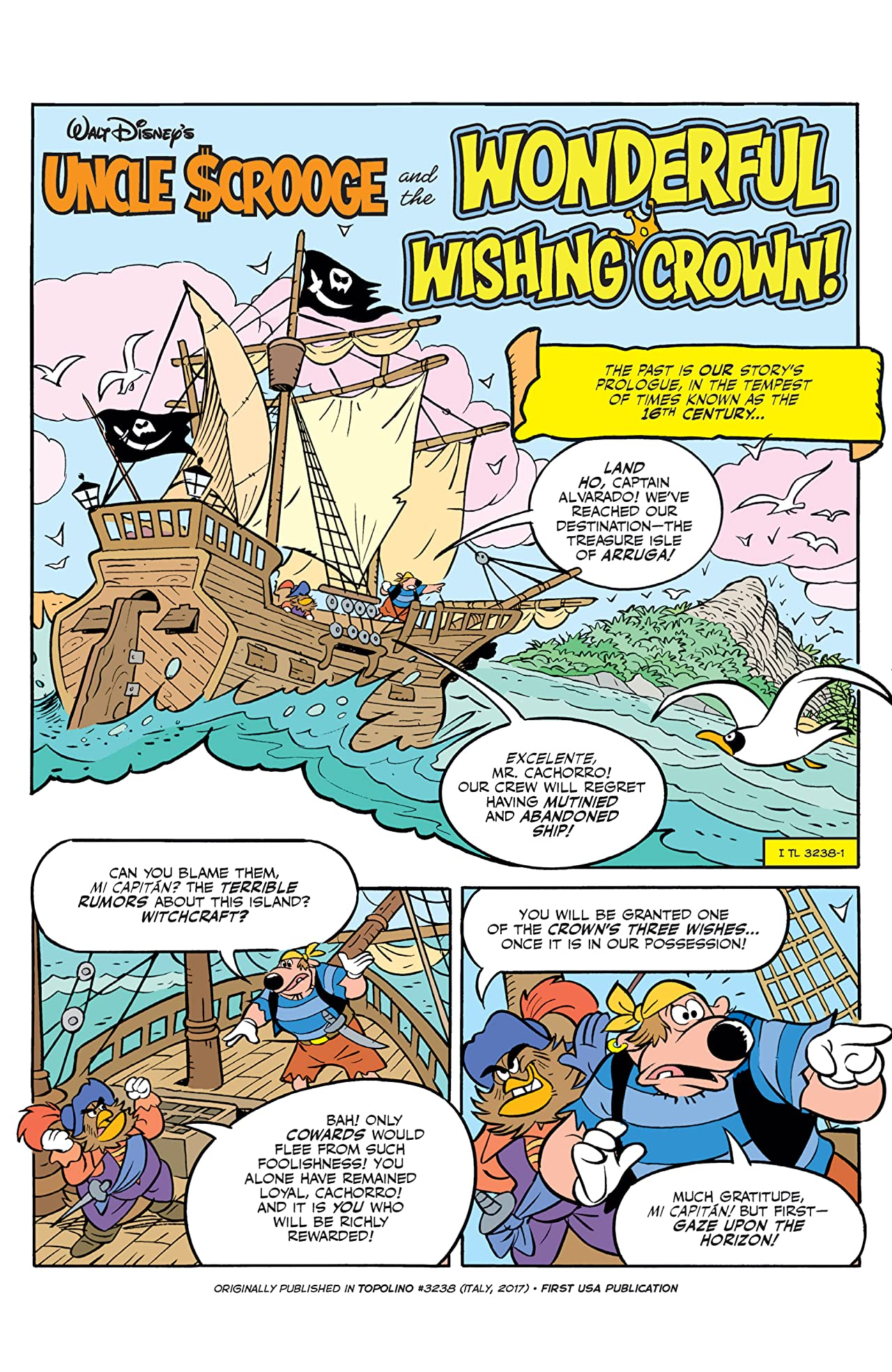 Uncle Scrooge #34