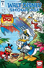 Walt Disney Showcase #1: Donald Duck