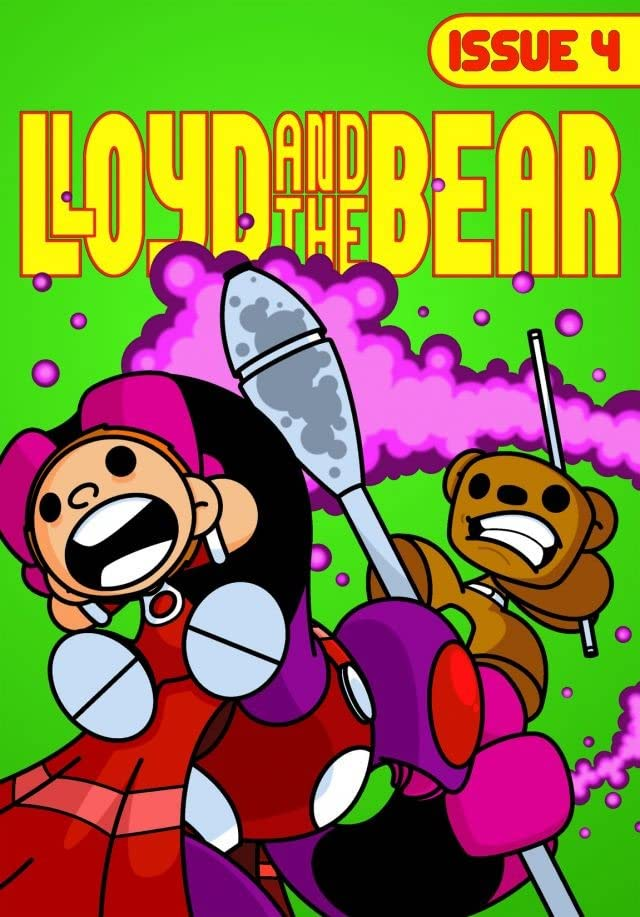 Lloyd and the Bear #4