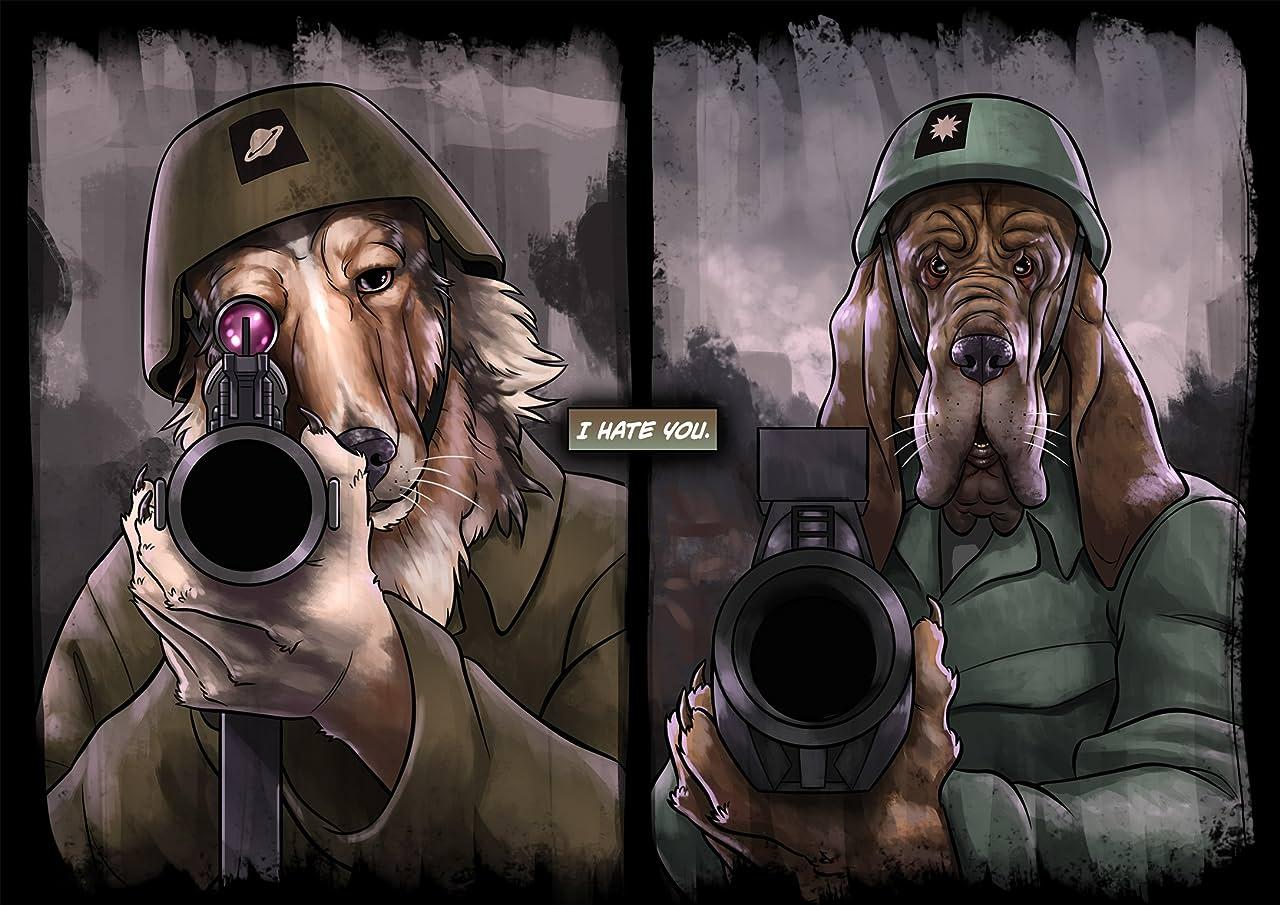 Ontonauts: Lost Files: Doggy-Dog World