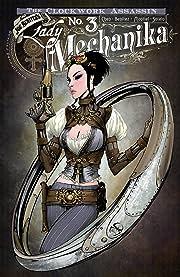 Lady Mechanika: The Clockwork Assassin #3
