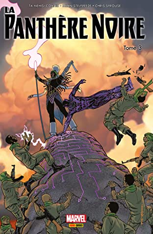Black Panther Tome 3: Une nation en marche (III)