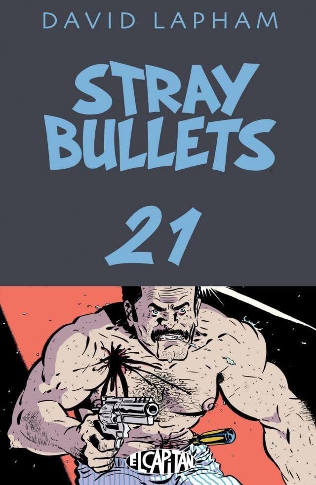 Stray Bullets #21