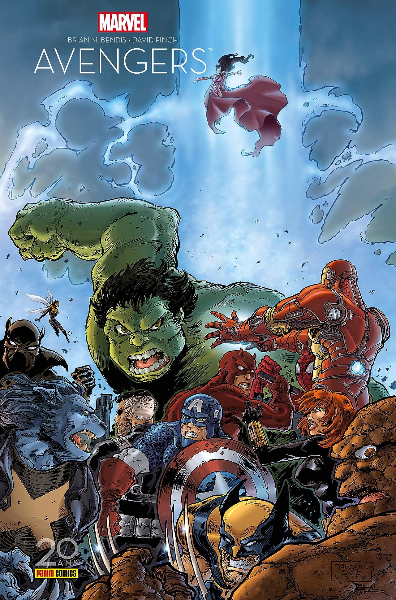 20 Ans Panini Comics Vol. 12: Avengers - La séparation
