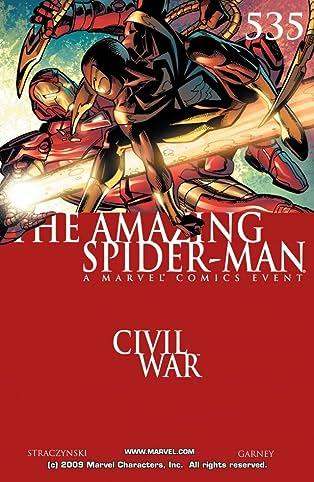 Amazing Spider-Man (1999-2013) #535