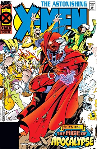 Astonishing X-Men (1995) #1 (of 4)