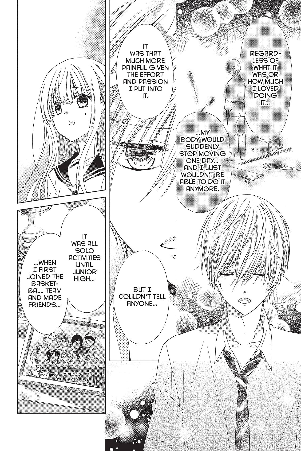 Aoba-kun's Confessions Vol. 4