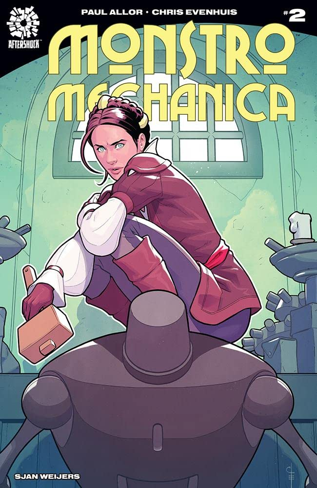 Monstro Mechanica #2