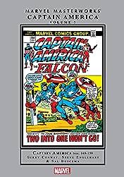 Captain America Masterworks Vol. 7