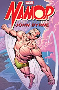 Namor Visionaries by John Byrne Vol. 1