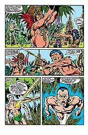 Namor Visionaries by John Byrne Vol. 1