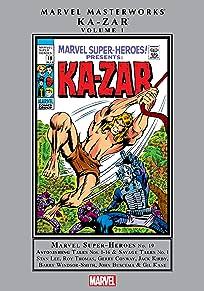 Ka-Zar Masterworks Vol. 1