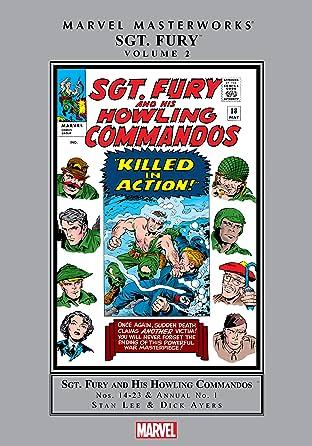 Sgt. Fury Masterworks Vol. 2
