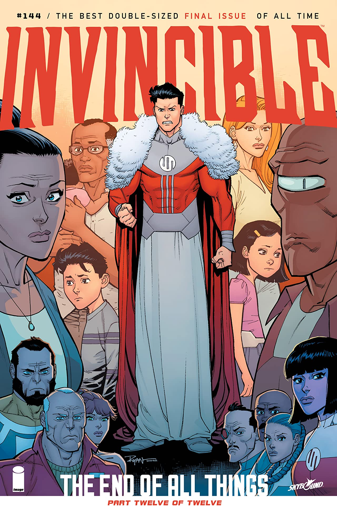 Invincible No.144