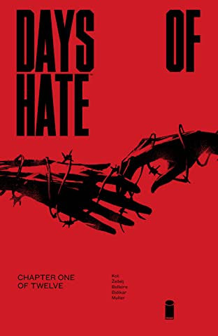 Days Of Hate No.1